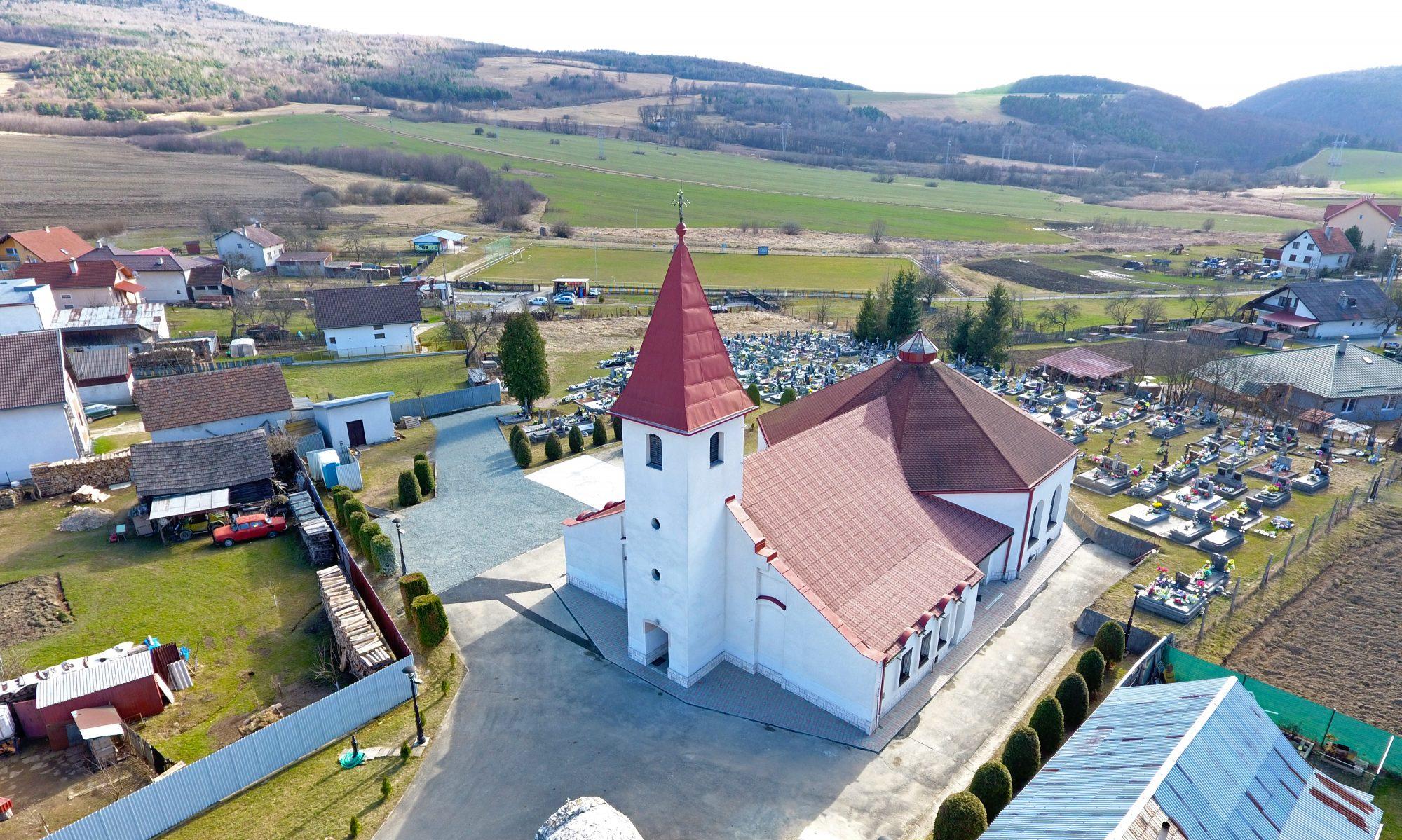 Farnosť sv. Jozefa, Víťaz
